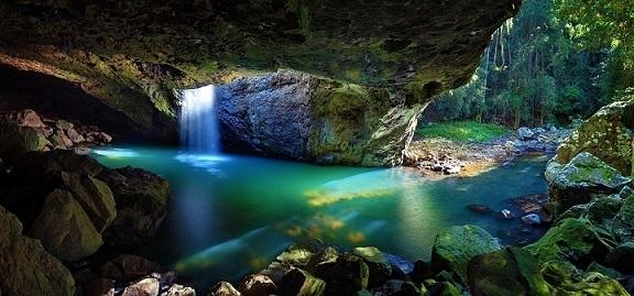 Visto Australia Natural Bridge