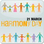 Button link to Harmony Day